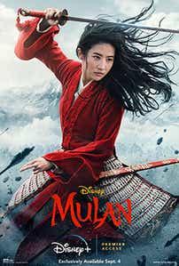 Movie Guys Podcast-Mulan (2020)