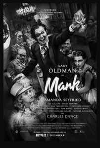 Movie Guys Podcast- Mank